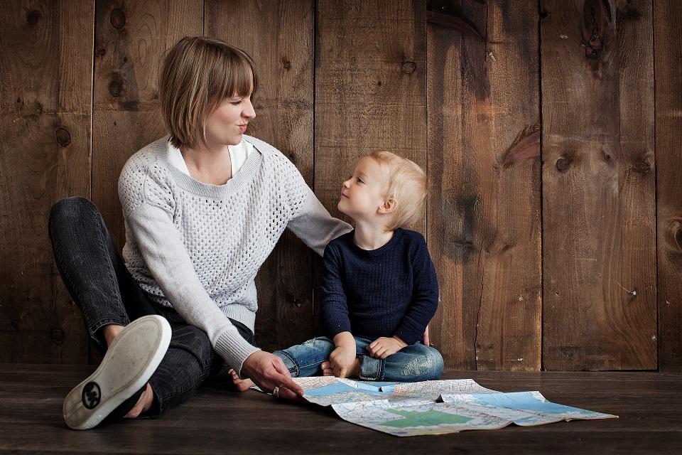 Come gestire l'educazione dei propri figli?